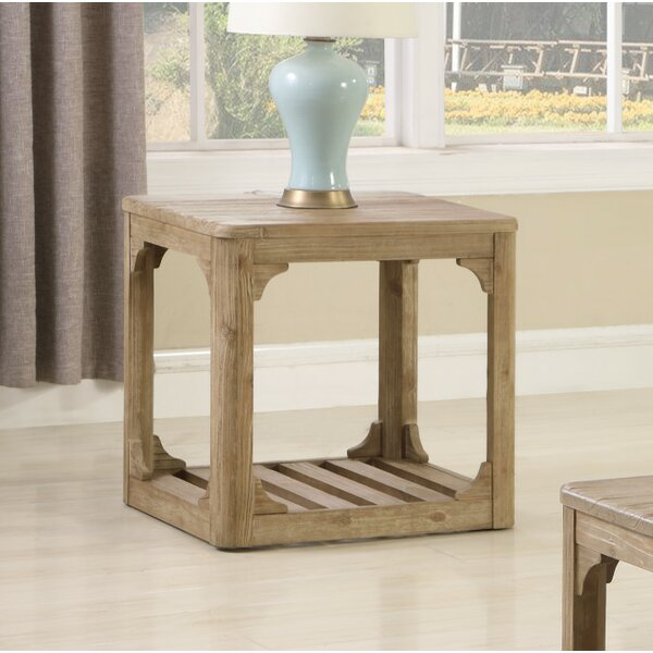 Girardi End Table By August Grove