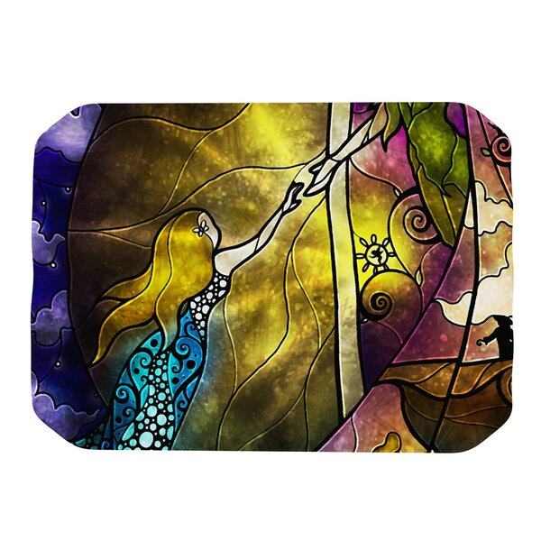 Fairy Tale Off To Neverland Placemat by KESS InHouse