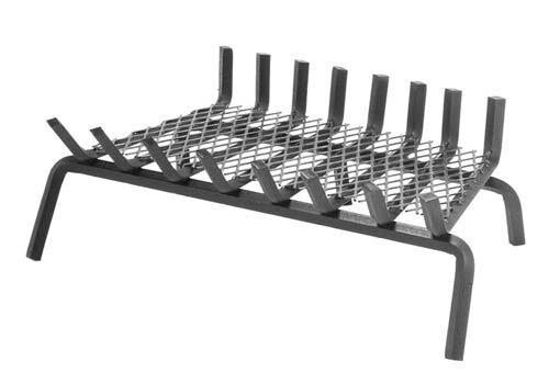 Ember Series Steel Grates by Pilgrim Hearth