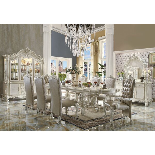 Syble 9 Pieces Extendable Dining Set by Astoria Grand Astoria Grand