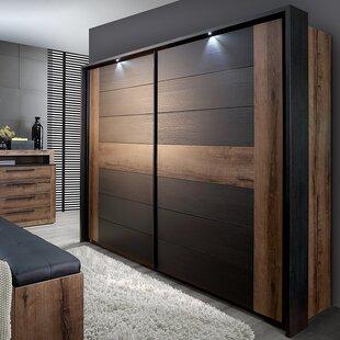 Believue Sliding 2 Door Wardrobe By Home Loft Concept