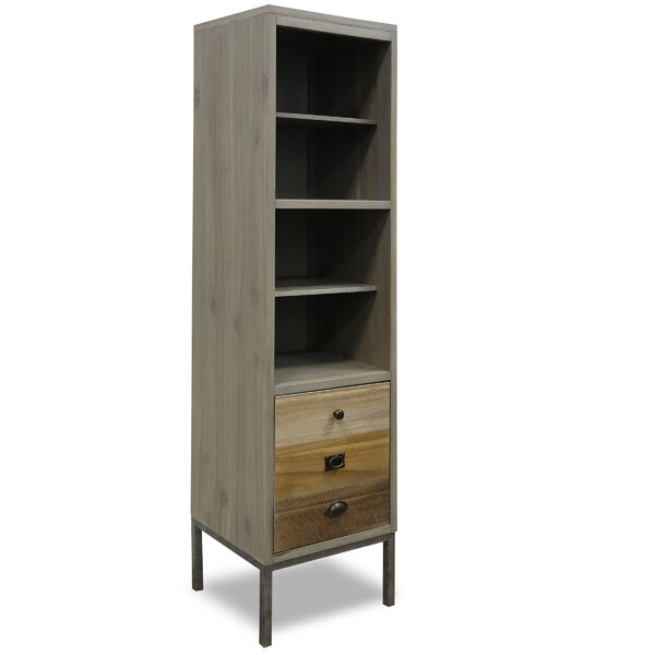 Ortraud Standard Bookcase By Brayden Studio