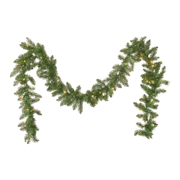 9 Spruce Garland by The Holiday Aisle