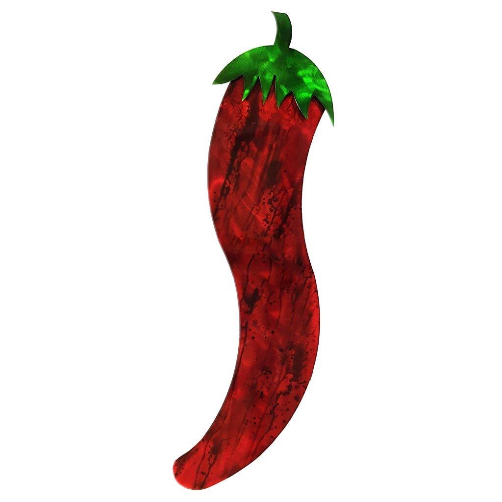 Bloomsbury Market Chili Pepper Metal