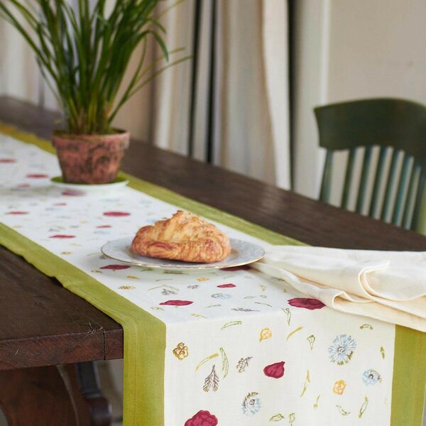 Springfields Table Runner by Couleur Nature