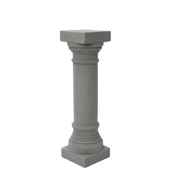 Greek Column Pedestal by EMSCO Group