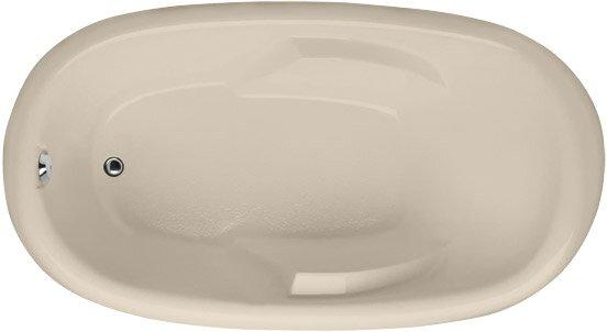 Designer Kimberly 66 x 40 Soaking Bathtub by Hydro Systems