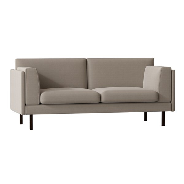 Last Trendy Skinny Fat Loveseat by BenchMade Modern by BenchMade Modern