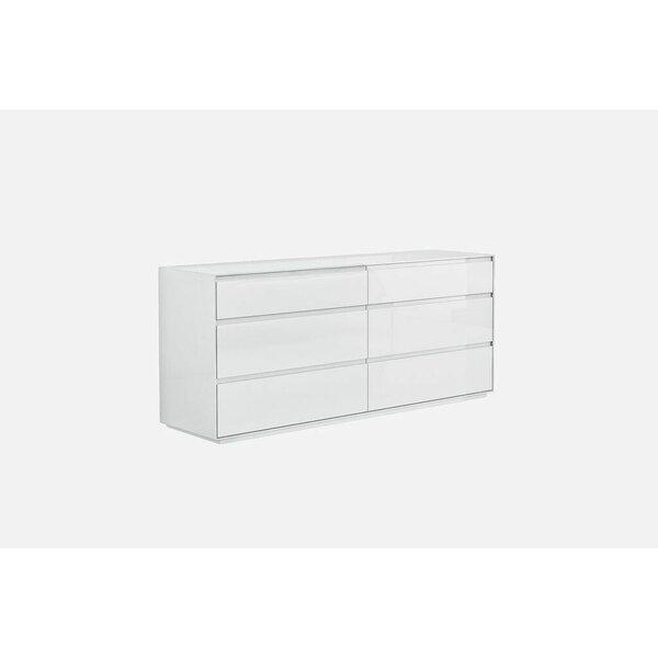 Barcroft 6 Drawer Dresser by Orren Ellis