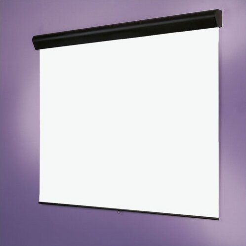 White Manual Projector Screen by ****DELETE