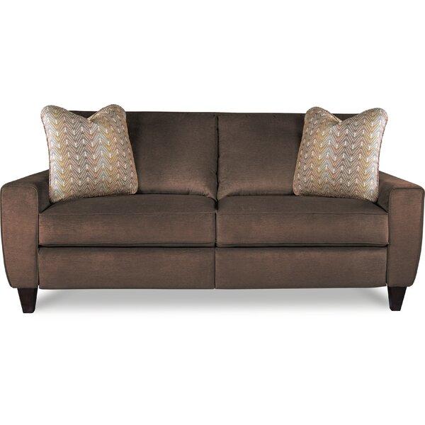 Edie Reclining Sofa by La-Z-Boy