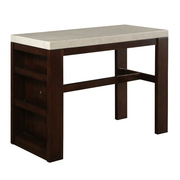 Palos Counter Height Dining Table by Charlton Home