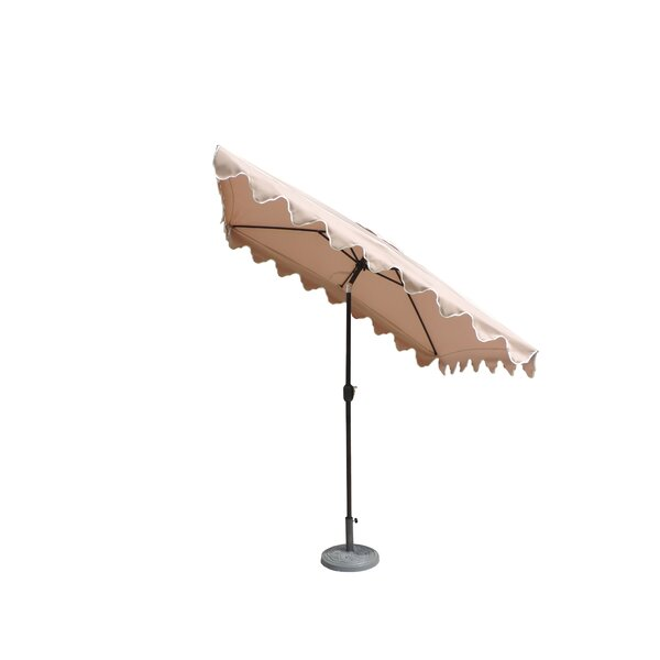 Lonoke Patio 8' x 6' Rectangular Market Umbrella by Freeport Park