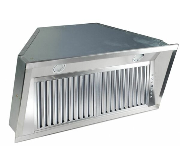 28 1200 CFM Ducted Insert Range Hood by ZLINE Kitchen and Bath