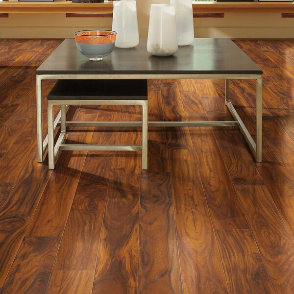 Promenade 5 x 48 x 10mm Laminate Flooring in Carriage by Shaw Floors