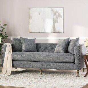 Dietame Chesterfield Sofa by Lark Manor