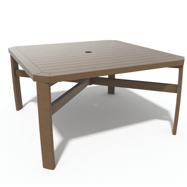 Soho Metal Chat Table by Winston