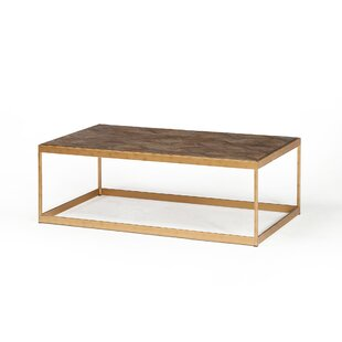 Reviews Coffee Table ByFoundry Select