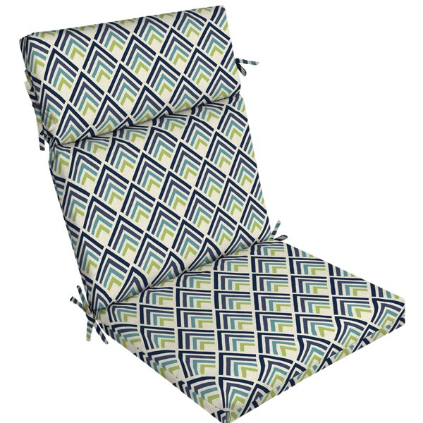 Diamond Outdoor Lounge Chair Cushion by Brayden Studio