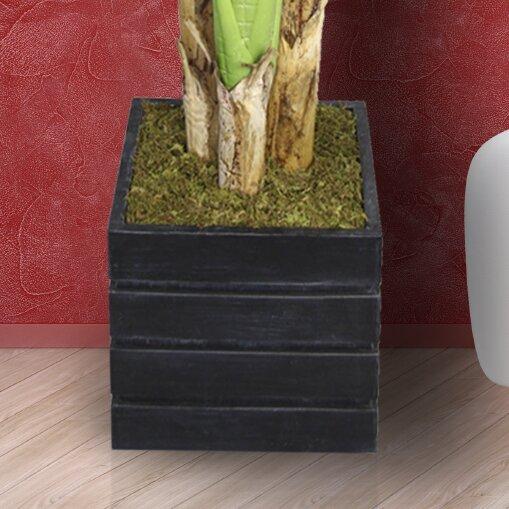 Wester Fiberstone Pot Planter by Bloomsbury Market