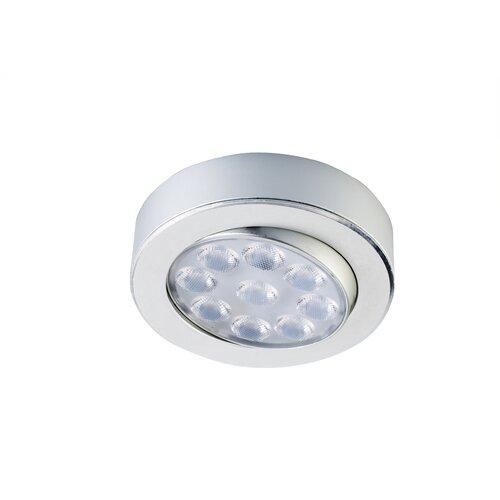 Garay LED Under Cabinet Puck Light Symple Stuff Size: 3 Light Kit