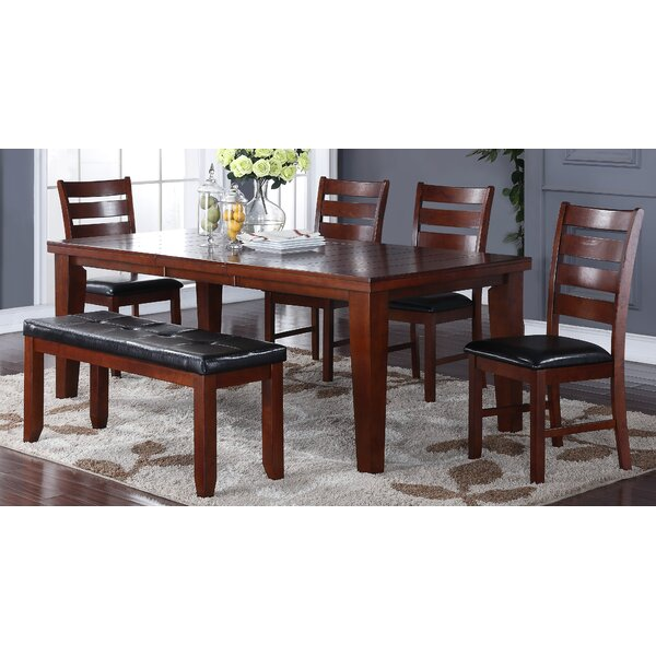 Anay 6 Piece Dining Set by Red Barrel Studio