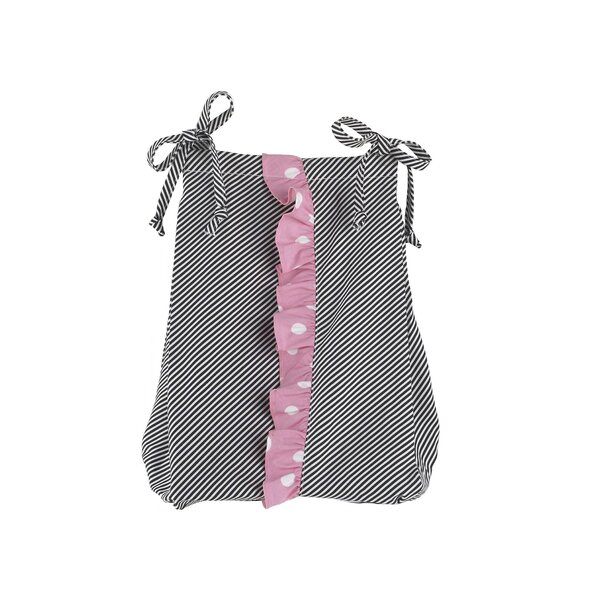 Girly Diaper Stacker by Cotton Tale