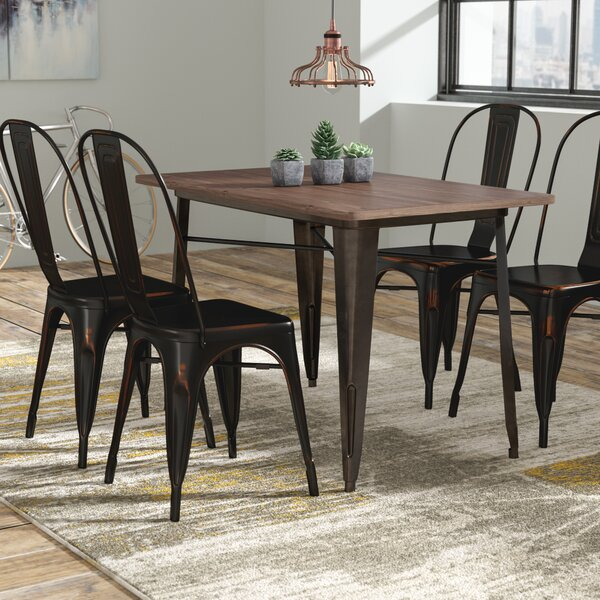 Best Choices Croley 5 Piece Dining Set By Williston Forge 2019 Sale