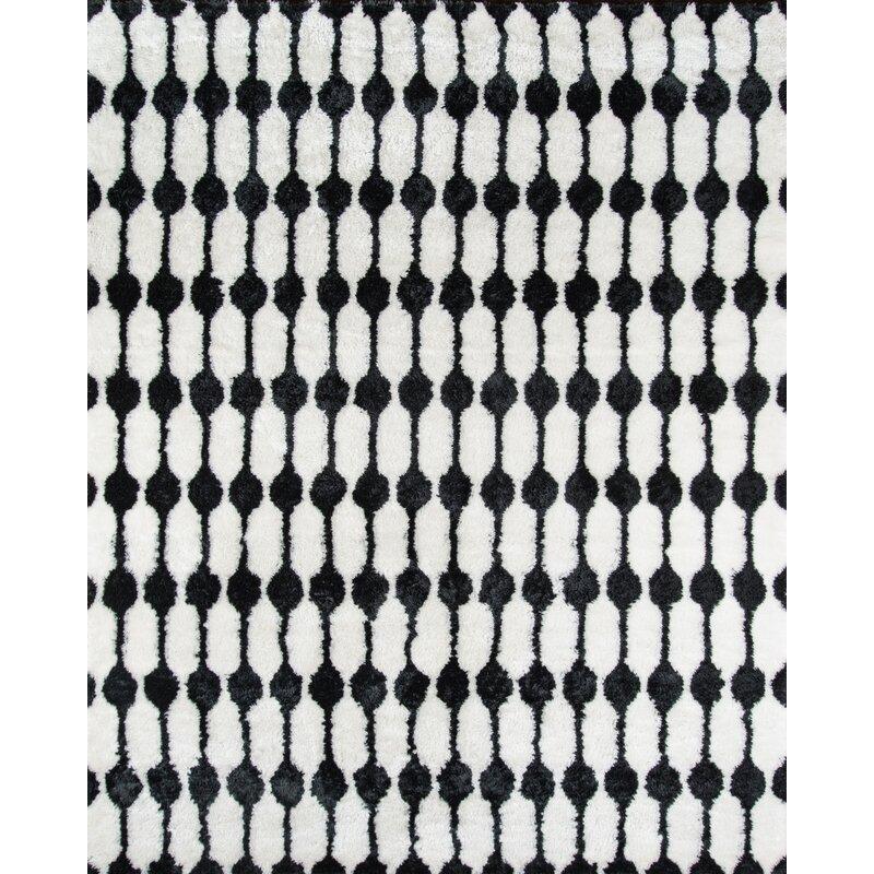 abstract minimalist rug