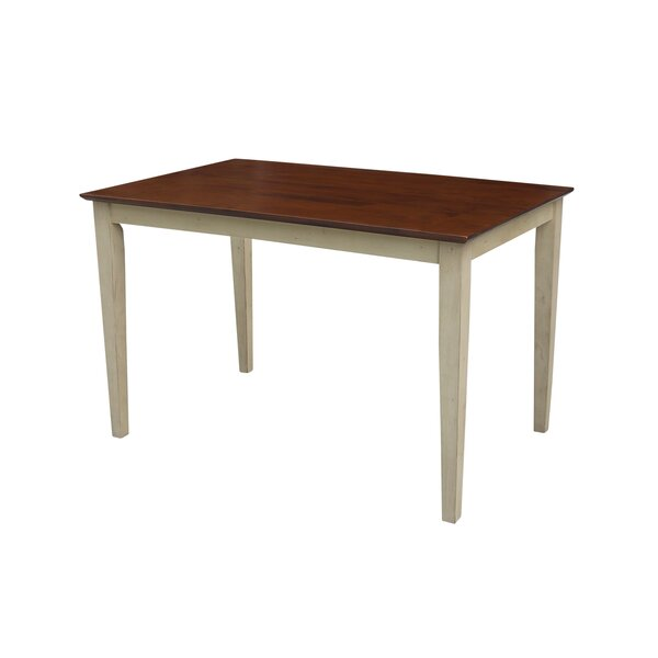 Brentford Dining Table by August Grove