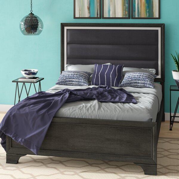 Hunedoara Upholstered Standard Bed by Ivy Bronx