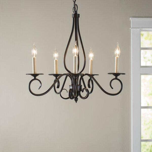 Gaul 5-Light Chandelier by Wildon Home ®