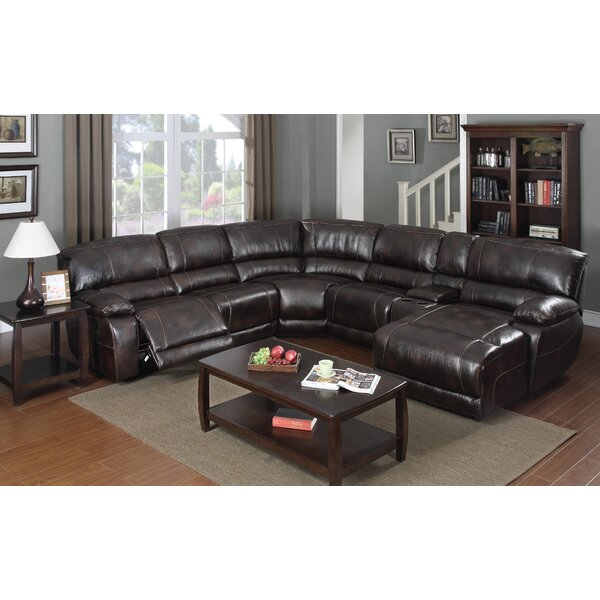 Fenley Reclining Sectional (Set of 7) by Red Barrel Studio