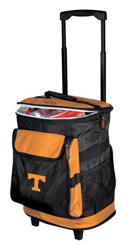 Collegiate Rolling Cooler - Tennessee by Logo Brands