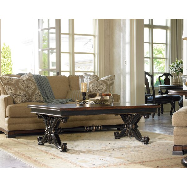 Grandover Urbanity Coffee Table by Hooker Furniture
