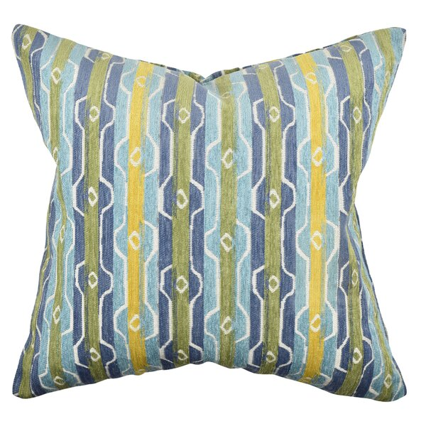 ELLEN TRACY Stripe Throw Pillow by Vesper Lane