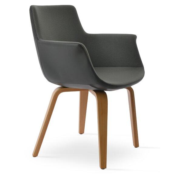 Bottega Armchair By SohoConcept