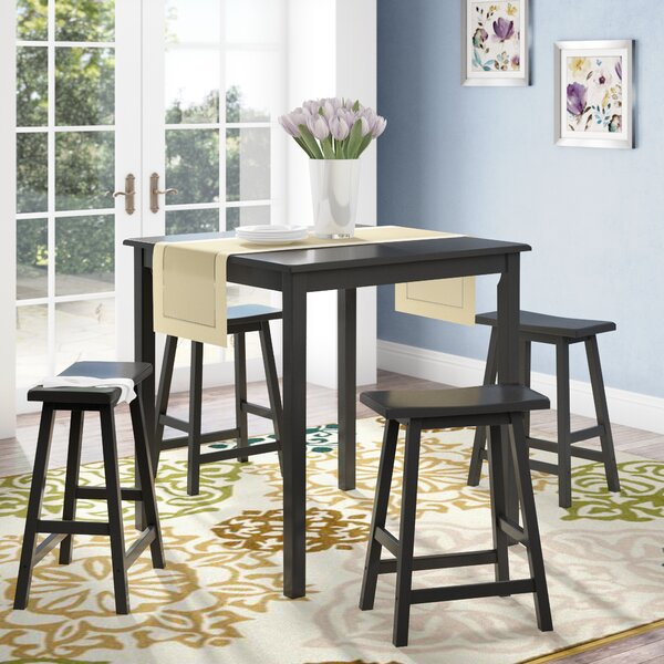 Whitworth 5 Piece Dining Set by Andover Mills
