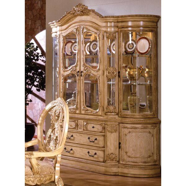 Pumphrey China Cabinet by Astoria Grand