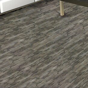 Timeless Revolution 6.5 x 48 x 12mm Canadian Maple Laminate Flooring in Silver Gray by All American Hardwood