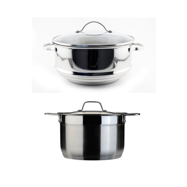 Earthchef 2 Piece Steamer Set by BergHOFF International