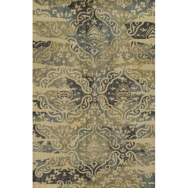 Caernarfon Hand-Knotted Area Rug by Meridian Rugmakers