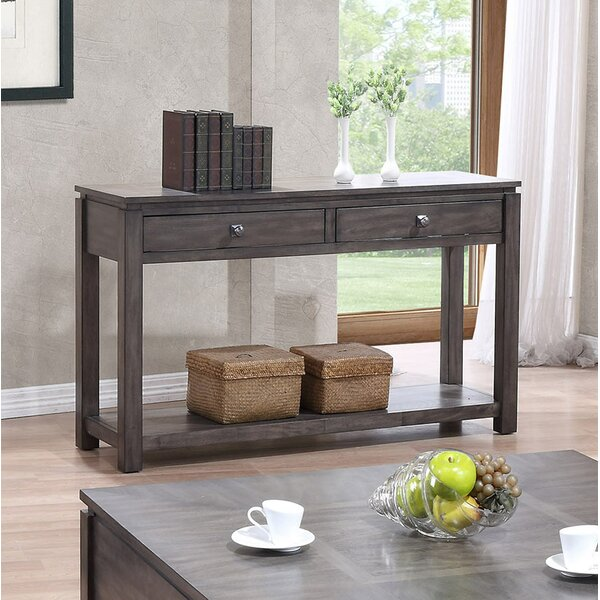 Climer Console Table by Gracie Oaks