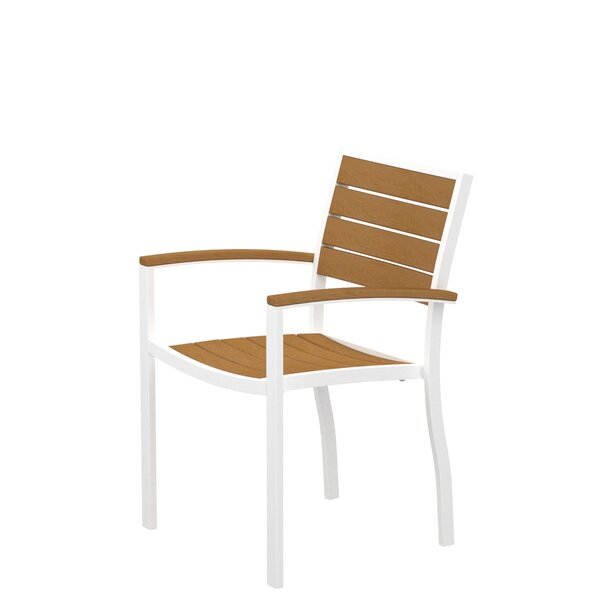 Euro Dining Arm Chair by POLYWOOD®