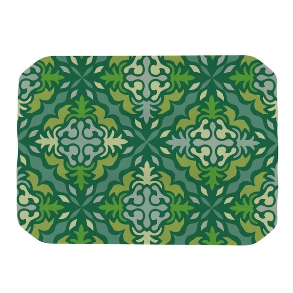 Yulenique Placemat by KESS InHouse