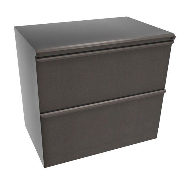 Zapf 2-Drawer Lateral Filing Cabinet
