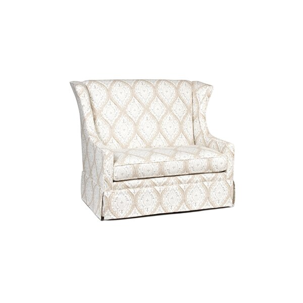 Great Barrington Glider Settee by dCOR design