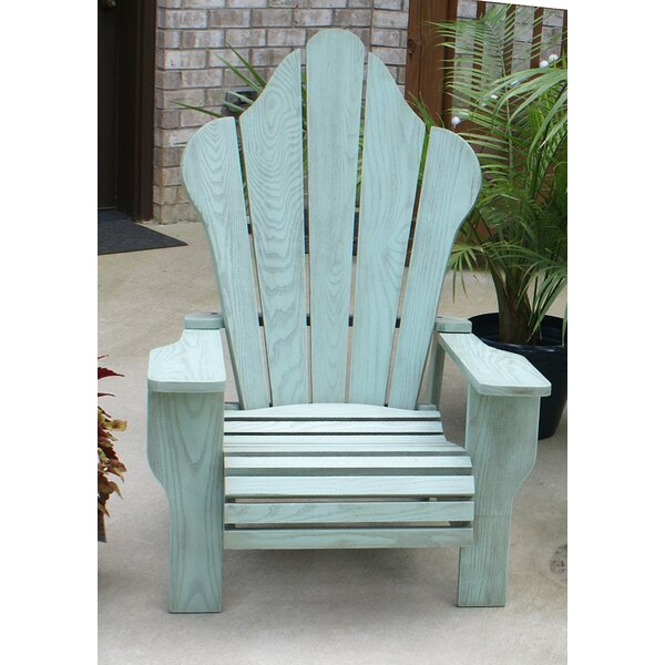 Altair Solid Wood Adirondack Chair by Rosecliff Heights Rosecliff Heights