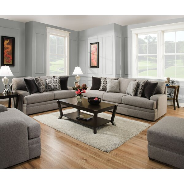 Elienor Modern Configurable Living Room Set by World Menagerie World Menagerie