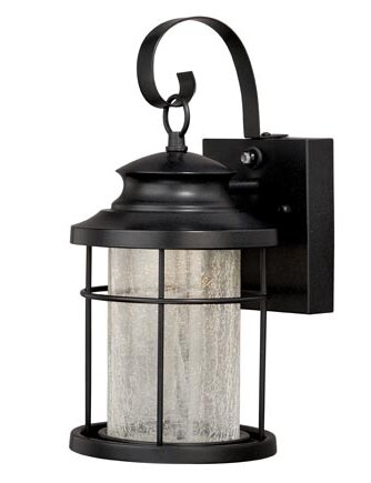 Alorton 1-Light Outdoor Wall Lantern by Red Barrel Studio